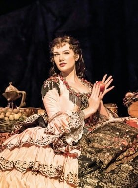 Amy Manford, Christine Daae at certain performances