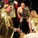 Review of Christmas Farce at Waterloo East Theatre