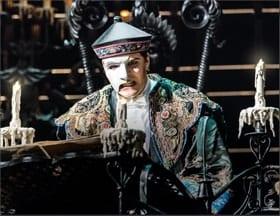 Ben Lewis as 'The Phantom' - Photographer Johan Persson