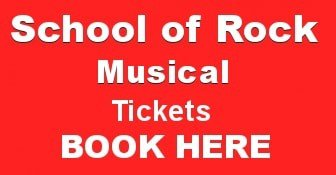 School of Rock The Musical - Book tickets here