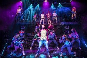 EUGENIUS! The Company. Photo Pamela Raith