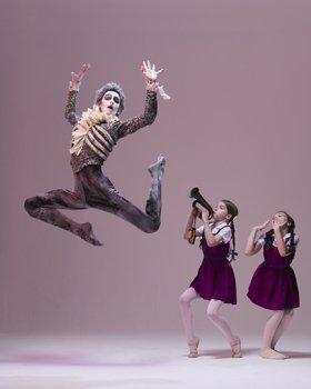 Photography by ASH London Children's Ballet