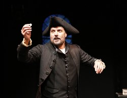 Photographer Carol Rosegg - Robert Cuccioli from the York Theatre, NYC production of Rothschild & Sons