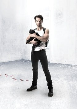 The Lieutenant of Inishmore - Aidan Turner by Johan Persson