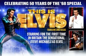 This Is Elvis - UK Tour