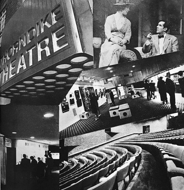 Thorndike Theatre Montage