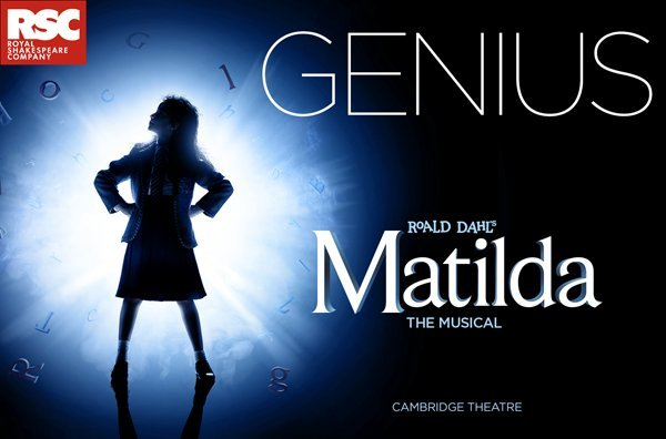 Rsc Announces Two Relaxed Performances For Matilda The Musical In 2018