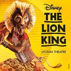 The Lion King London Lyceum Theatre