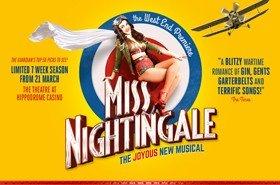Miss Nightingale - Poster