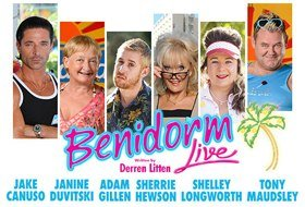 Benidorm UK Tour