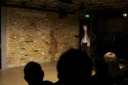 Dominic Jones in 'A Waste of Time'