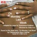 On Monday Last Week