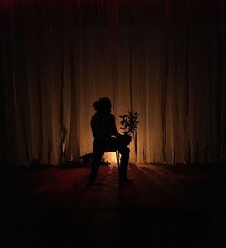 CASA Fest 2017 @ Southwark Playhouse - UK Week, Stardust by Miguel Hernando Torres Umba & Blackboard Theatre - (c) Diana Garcia