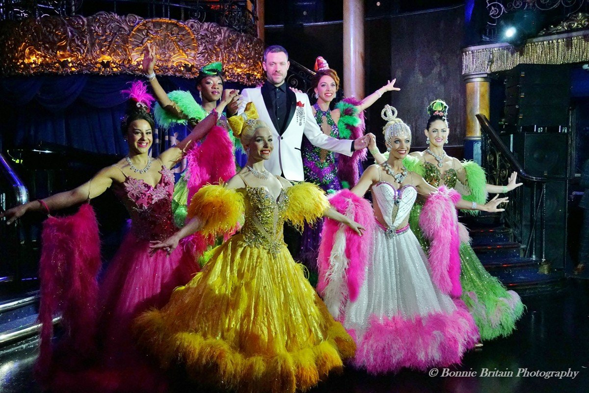 Strictly Ballroom the Musical launch