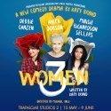 3Women at London Trafalgar Studios starring Anita Dobson