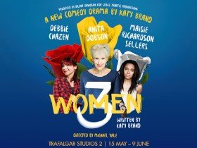 3Women at London Trafalgar Studios