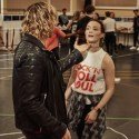 Bat Out of Hell the Musical rehearsal photos 2018 London West End