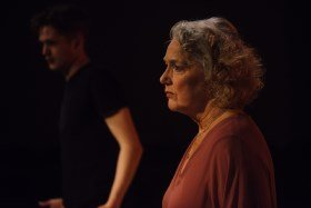 Vincent River - Thomas Mahy (Davey) Louise Jameson (Anita) Photo by David Monteith Hodge