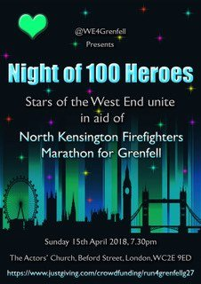 A Night of 100 Heroes