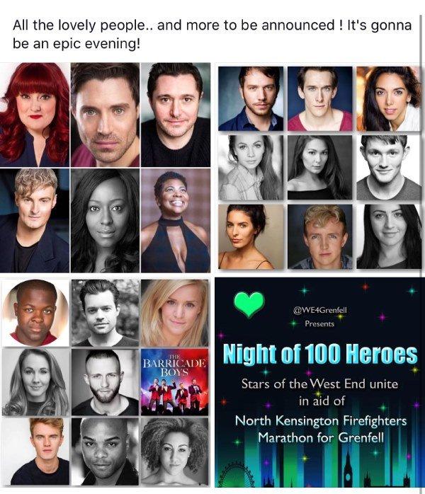 Night of 100 Heroes