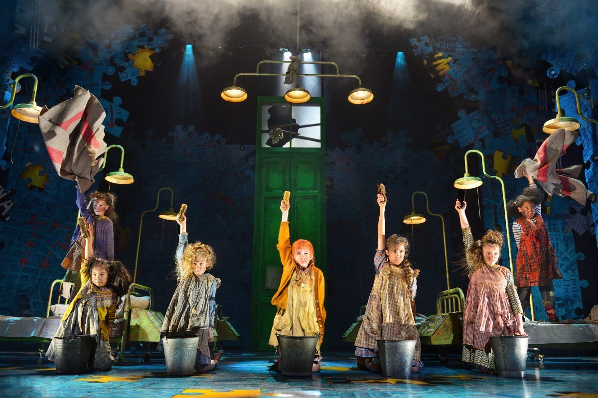 Annie Tour Reviews Chicago