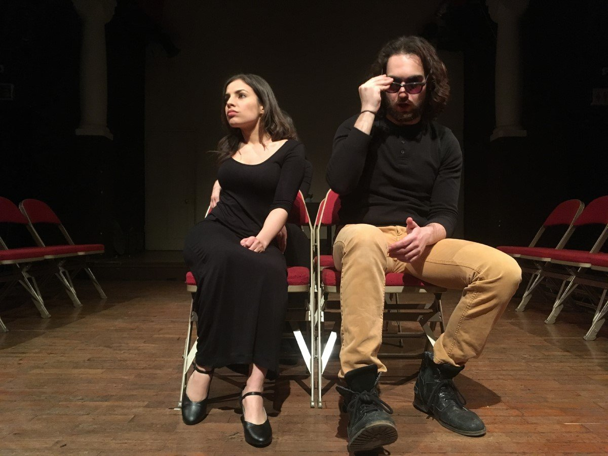 Suitcase civilians present citizen at the space review for Apt theater schedule