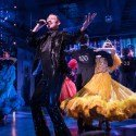 Will Young in Strictly Ballroom The Musical. Photo by Johan Persson
