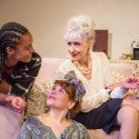 Review of 3Women at Trafalgar Studios London | Starring Anita Dobson
