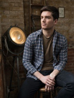 David Witts to play Fiyero in WICKED at the APOLLO VICTORIA THEATRE, Photographer Darren Bell