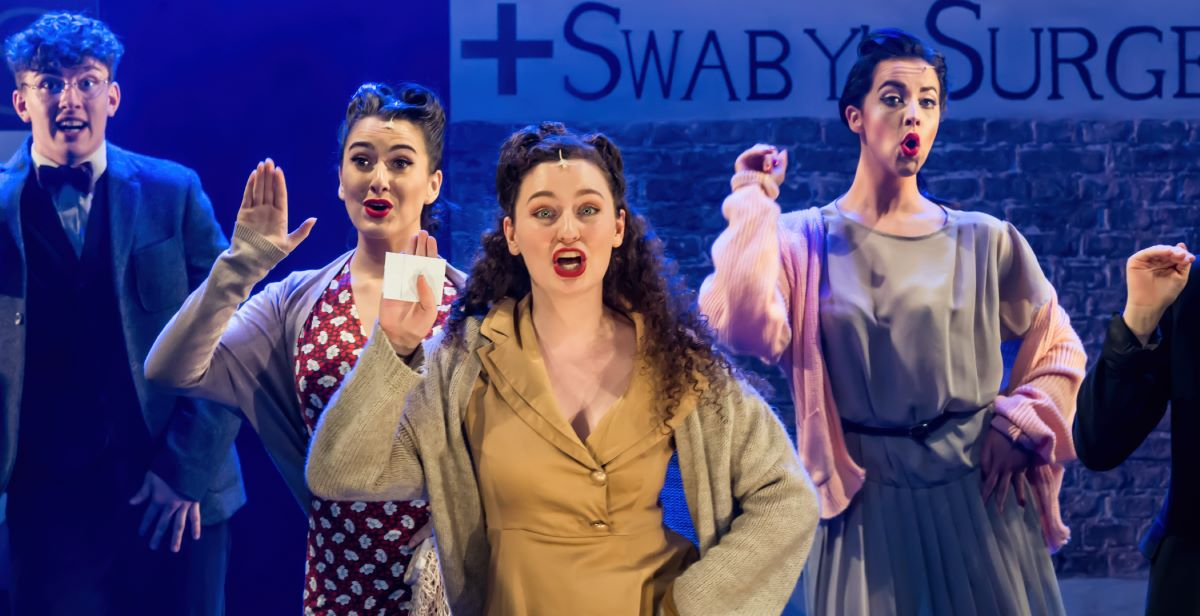 Trinity Laban Musical Theatre Presents Betty Blue Eyes