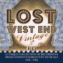 Lost West End Vintage 2 New Double Album