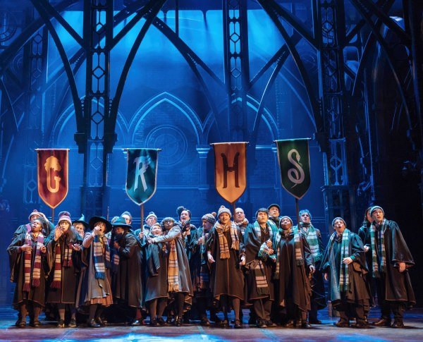 Harry Potter and the Cursed Child London 2018-19, photo credit Manuel Harlan