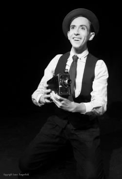 When You Fall Down - The Buster Keaton Story by James Dangerfield