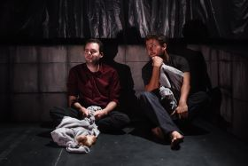 Locked Up: Conor Cook (Topher) and Samuel Ranger (Declan) by Rosalind White photography