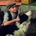 Goodnight Mr Tom Bradley Riches as Sammy Photo Eliza Wilmot