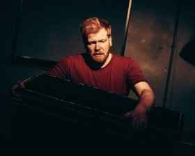 Steve Conlin in The War On Terry - Mark Dawson Photography