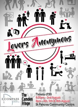 Encompass Theatre Collective presents Lovers Anonymous