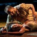 Ralph Fiennes, Sophie Okonedo in Antony & Cleopatra. Image by Johan Persson