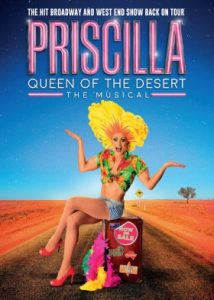 UK tour of Priscilla, Queen of the Desert
