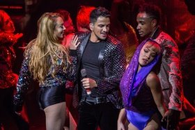 THRILLER LIVE 4000th Peter Andre - Photo Betty Zapata
