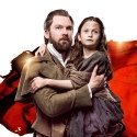 LES MISERABLES TOUR. Killian Donnelly 'Jean Valjean' and Cosette. Photo Matt Crockett