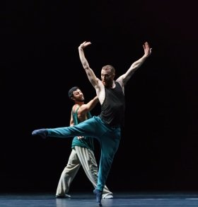 William Forsythe's A Quiet Evening of Dance