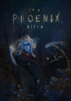 Bryony Kimmings - I'm A Phoenix, Bitch - Photo credit Christa Holka