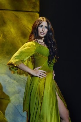Esmeralda (Hiba Tawaji). Photo credit - Alessandro DOBICI