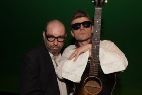 The Lost Disc - Roger and Paul - Photo by Louis Decarlo