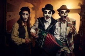 The Tiger Lillies - Photo credit: Andrey Krezzyn