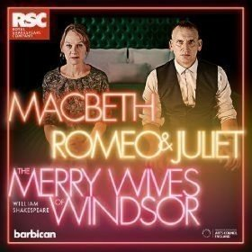 Macbeth London Barbican