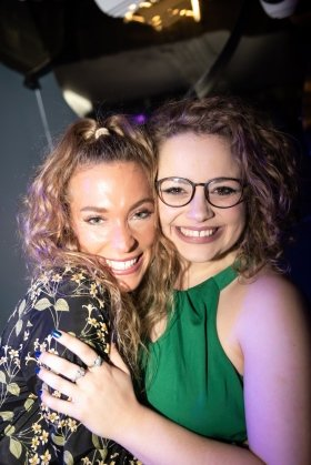 One Night With Carrie Hope Fletcher And Jodie Steele Most of my professional work has been in the entertainment… carrie hope fletcher and jodie steele