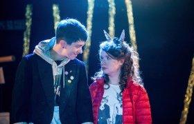 Cuckoo, Soho Theatre (Courtesy of David Gill) - Elise Heaven and Caitriona Ennis