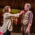 Joe McGann and Josie Lawrence in a scene from Love-Lies-Bleeding Credit Tristram Kenton